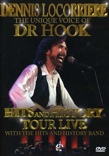 Unique Voice of Dr Hook: Hits & History Tour Live