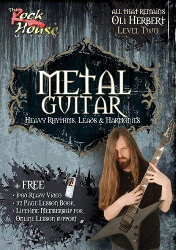 Metal Guitar: Heavy Rhythms Leads & Harmonies 2