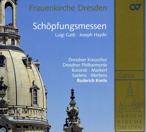 Music from the Frauenkirche Dresden
