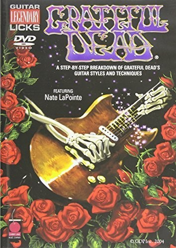 Grateful Dead Legendary Licks