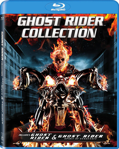 Ghost Rider/ Ghost Rider Spirit Of Vengeance