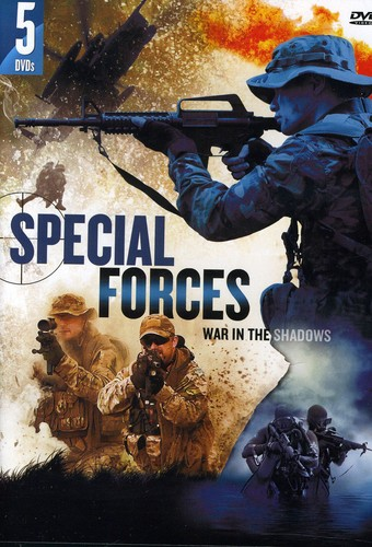 Special Forces: War In The Shadows [Full Frame]