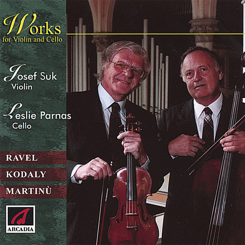 Works for Violin & Cello