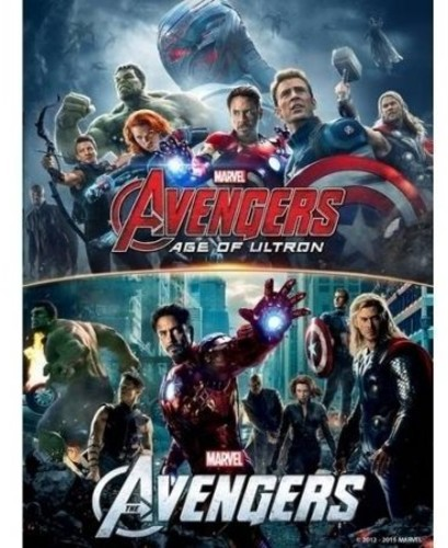 Marvel's Avengers: 2-Movie Collection