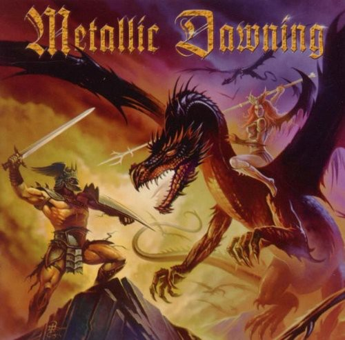 Metallic Dawning /  Various [Import]