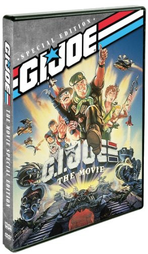 GI Joe A Real American Hero: The Movie [Widescreen] [Full Frame]