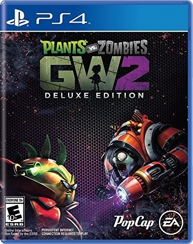 Plants vs. Zombies: Garden Warfare 2 - Duluxe Edition for PlayStation 4