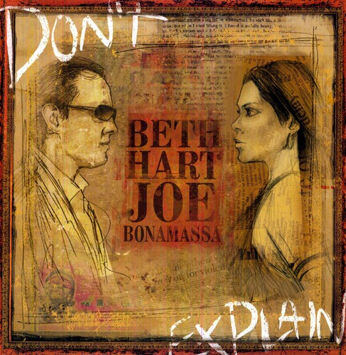 Don't Explain [Import]