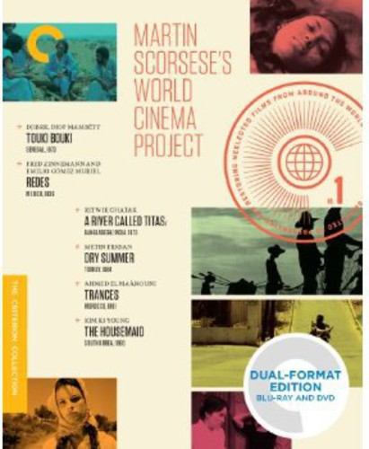 Criterion Collection: Martin Scorsese's World Cinema Project