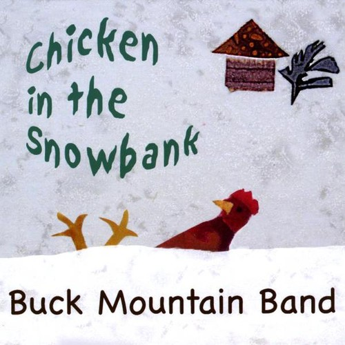 Chicken in the Snowbank