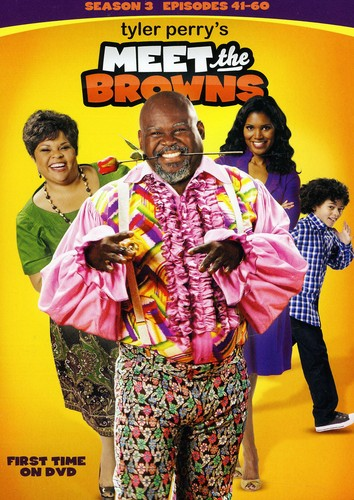 Meet The Browns: Season 3 [WS] [3 Discs]