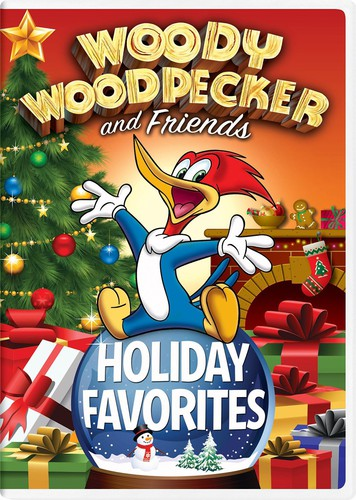 Woody Woodpecker & Friends Holiday Favorites