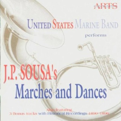 United States Marine Band Performs Sousa Marches