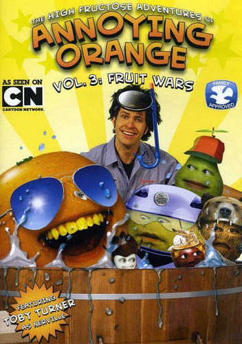 The High Fructose Adventures of Annoying Orange: Volume 3