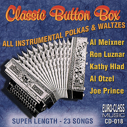 Classic Button Box /  Various