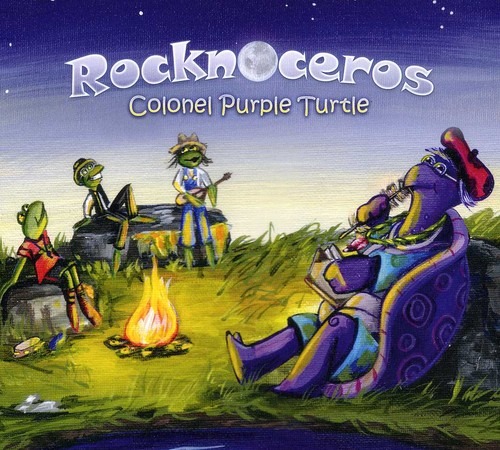 Colonel Purple Turtle