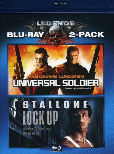 Universal Soldier/ Lock Up [2 Pack]