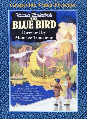 Blue Bird [1918] [B&W] [Silent]