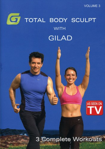 Gilad: Total Body Sculpt Workout 3