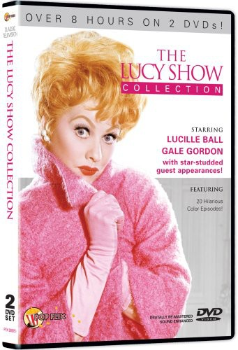 Lucy Show Collection [2 Discs] [Amaray]