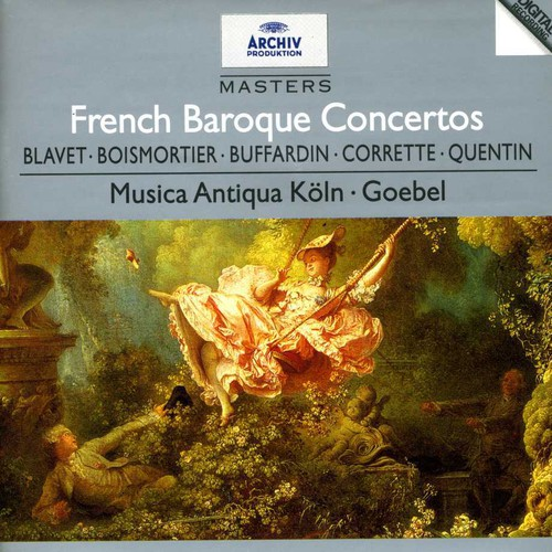 French Baroque Concertos