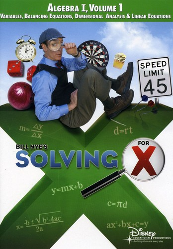 Solving for X: Algebra I V.1