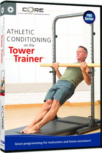 Athletic Conditioning on Tower Trainer