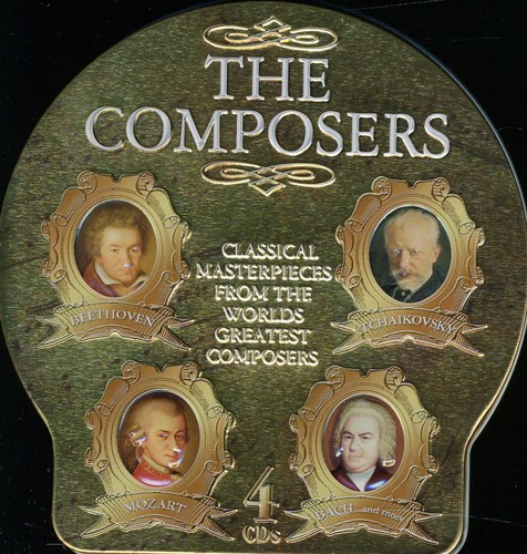 Composers Gold /  Various