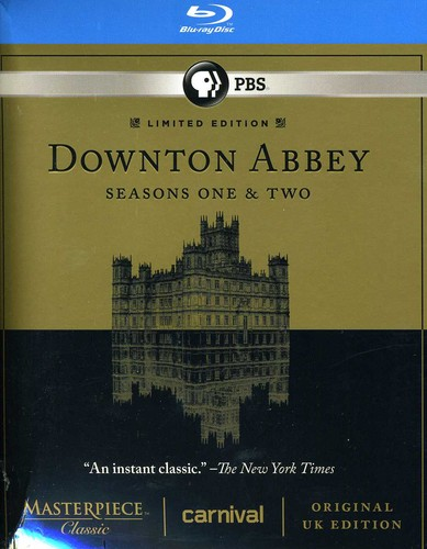 Downton Abbey: Seasons One & Two