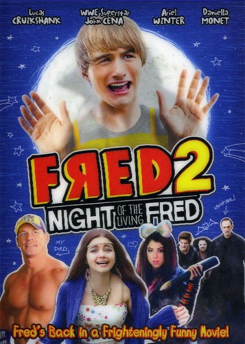 Fred 2: Night Of The Living Fred [WS] [Lenticular Packaging]