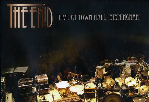 Live at Town Hall Birmingham