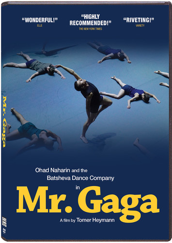 Mr.Gaga: A True Story Of Love And Dance