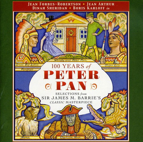 100 Years of Peter Pan