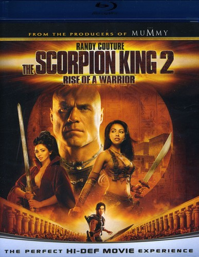 The Scorpion King 2: Rise of a Warrior [WS] [With Movie Cash]