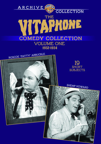 The Vitaphone Comedy Collection: Volume One: 1932-1934