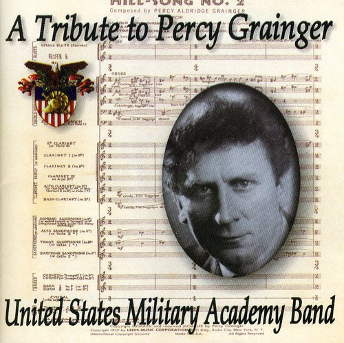 Tribute to Percy Grainger