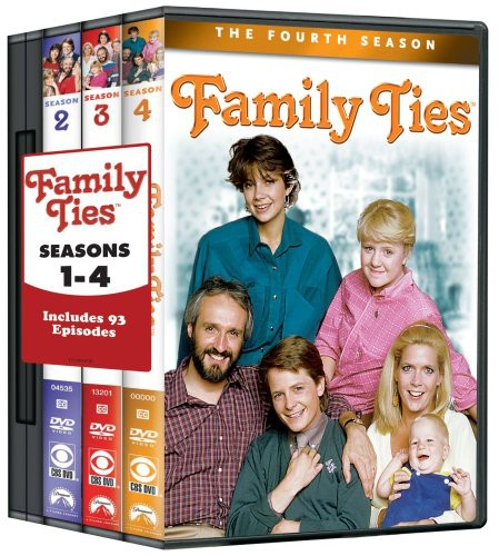 Family Ties: Season 1-4