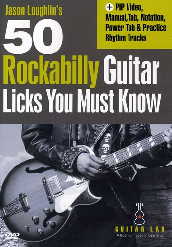 50 Rockabilly Licks You Must Know