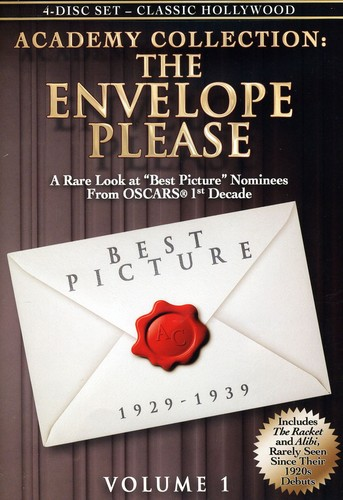 Academy Collection: The Envelope Please, Vol. 1