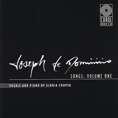 Joseph de Dominicis Songs 1