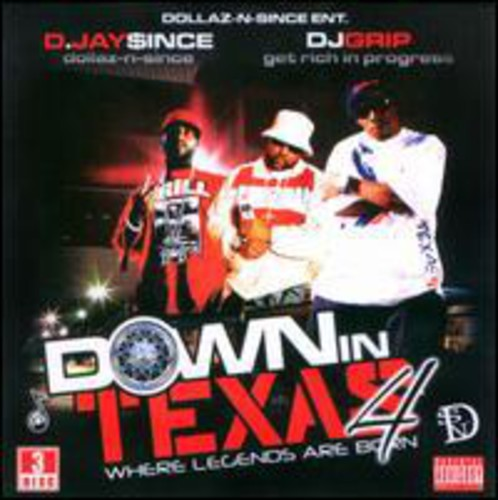 Down in Texas 4 /  Various [Explicit Content]