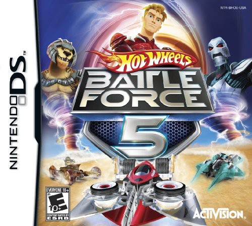 Hot Wheels: Battle Force 5 for Nintendo DS