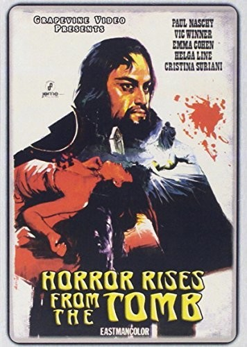 Horror Rises From the Tomb (1973)
