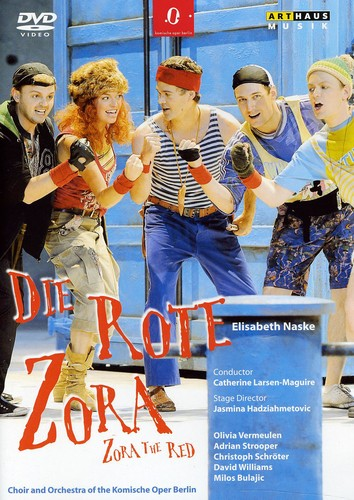 Die Rote Zora /  Zora the Red