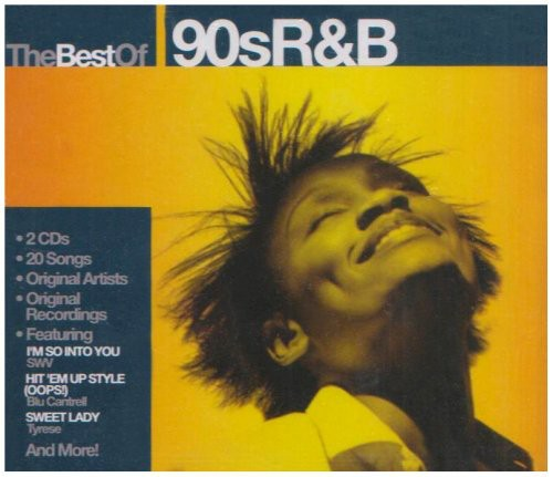 Best of 90's R&B /  Various