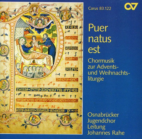 Puer Natus Est: Choral Music Advent & Christmas