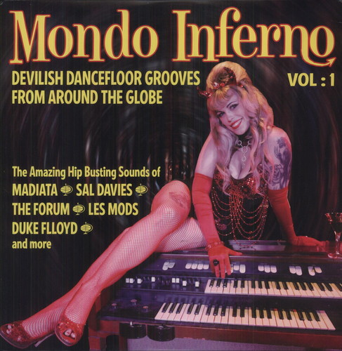 Vol. 1-Mondo Inferno [Import]