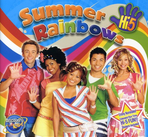 Hi 5 Summer Rainbows