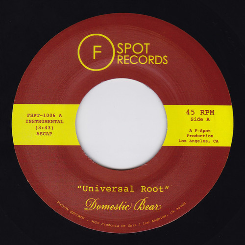Universal Root /  Topher Nights