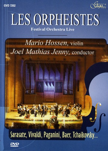 Orpheistes Festival Orchestra Live